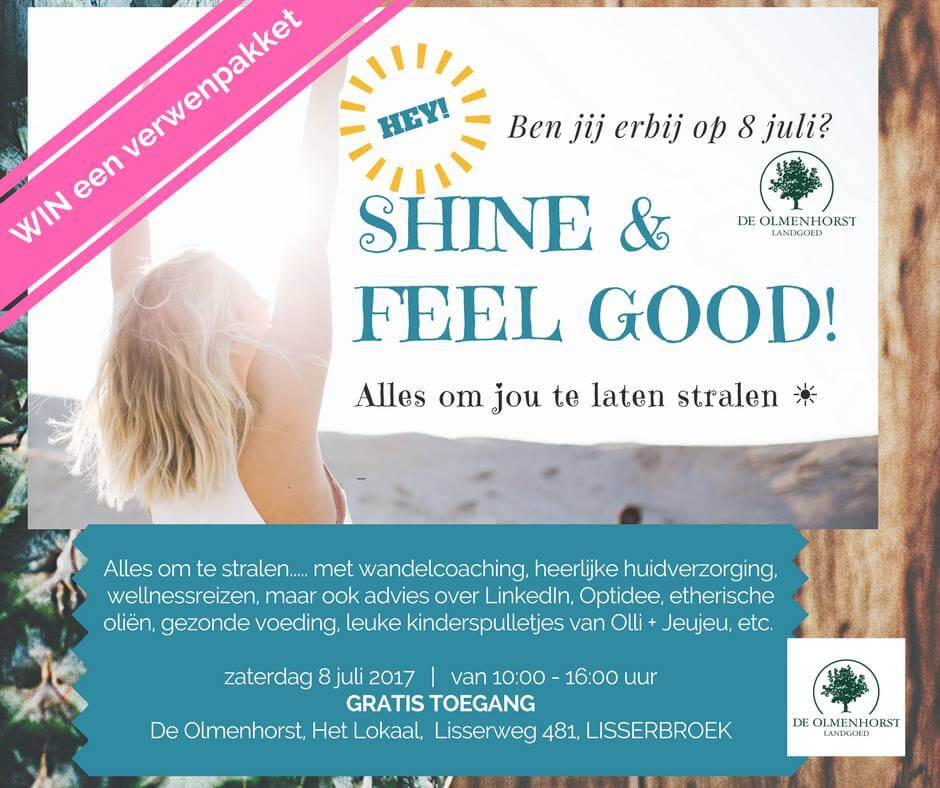 Shine & Feel Good!
